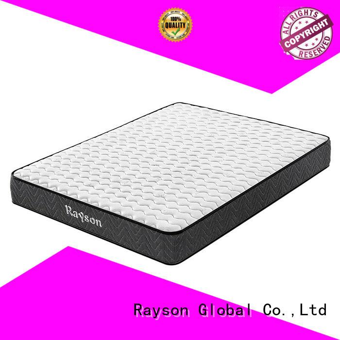 pocket sprung memory foam mattress rsp2s25 Rayson Brand pocket spring mattress