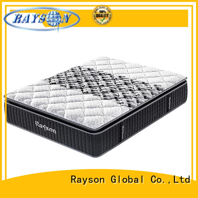 high-quality pocket mattress chic design knitted fabric at discount
