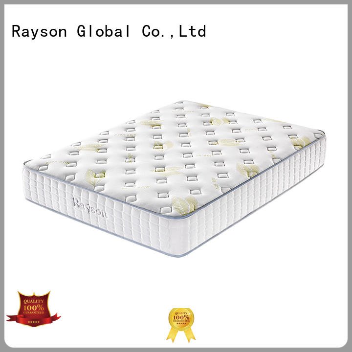 back rsp2s25 pocket sprung memory foam mattress Synwin Brand