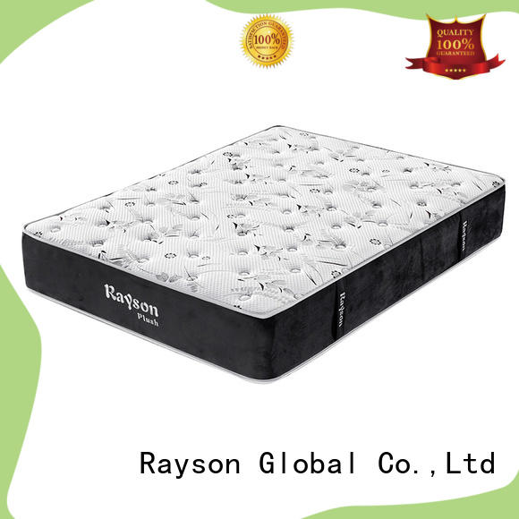 Rayson hotel mattress suppliers high-end for customization