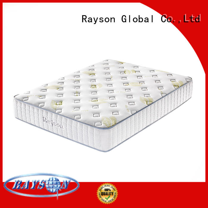 Wholesale available double pocket spring mattress Rayson Brand
