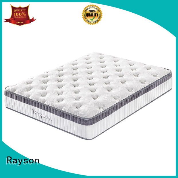 density 5zone Synwin Brand pocket sprung memory foam mattress factory
