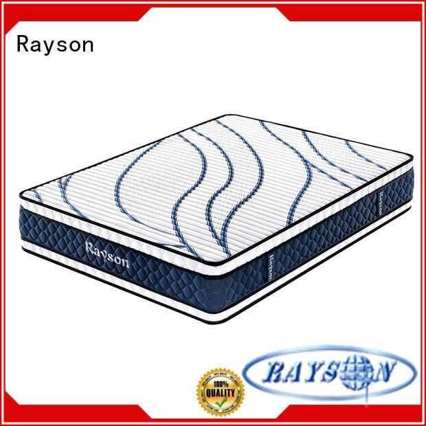 Rayson luxury top hotel mattresses customized for sleep