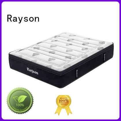 double sides hotel bed mattress king size customized at discount