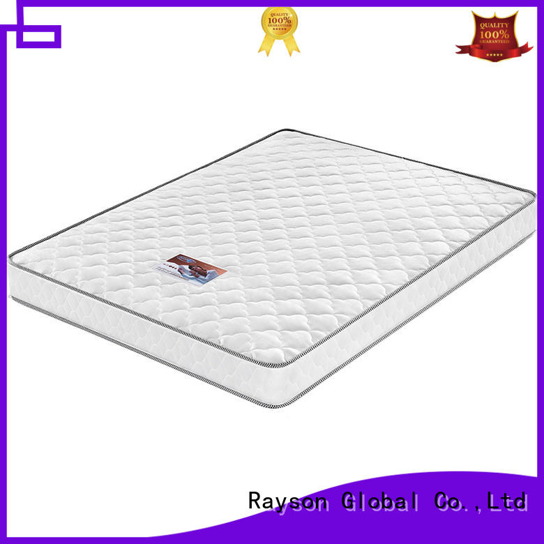 luxury bonnell spring or pocket spring 12 years experience firm for star hotel Rayson