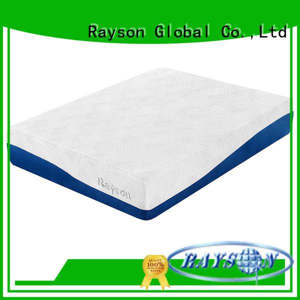 chic design custom memory foam mattress customized free design
