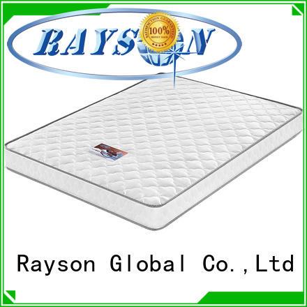 bonnell spring vs pocket spring top foam Warranty Rayson