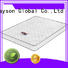bonnell single mattress Rayson Brand roll up mattress for guests manufacture