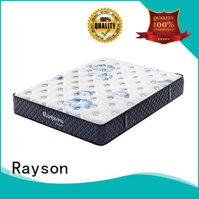 memory pu 25cm gel memory foam mattress rsfgmf30 Synwin Brand