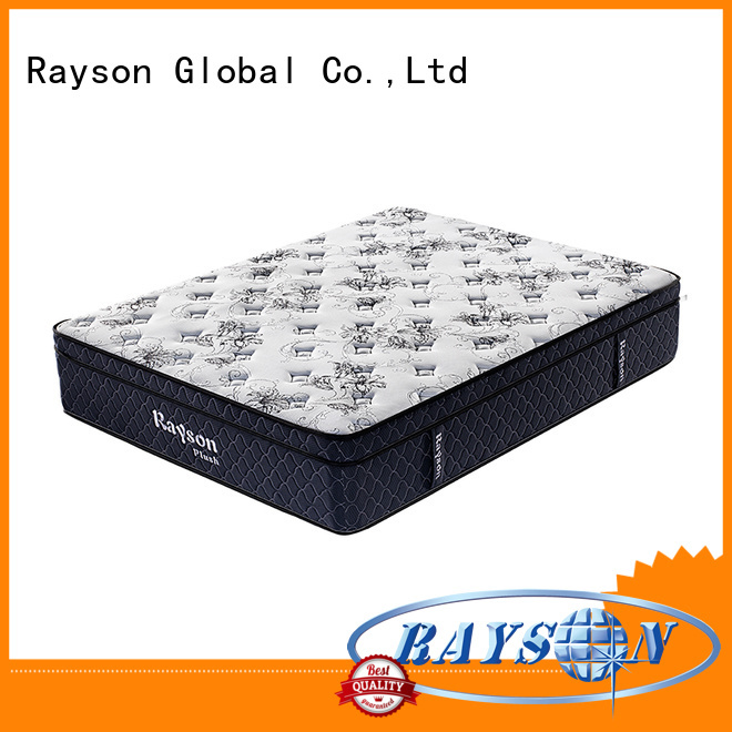 euro spring bonnell Synwin Brand hotel type mattress supplier