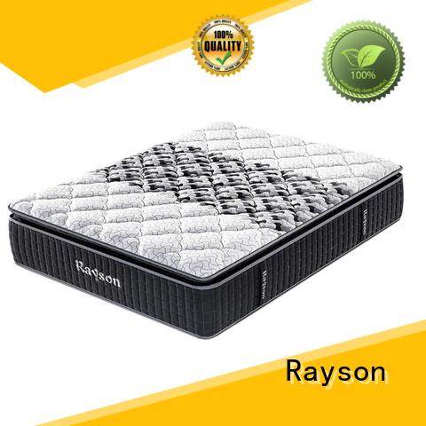 pocket sprung memory foam mattress top side Warranty Synwin