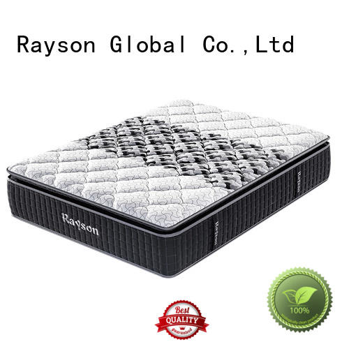 double sides mattress used in hotels customized at discount