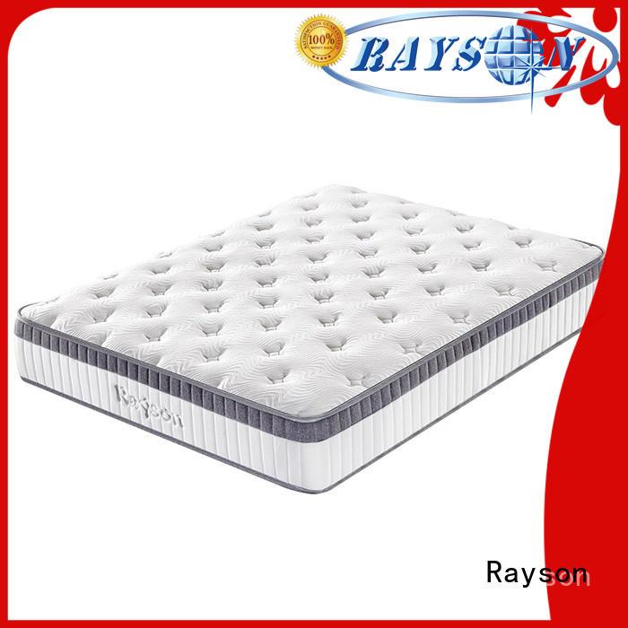 Custom density pocket spring mattress hotel Synwin