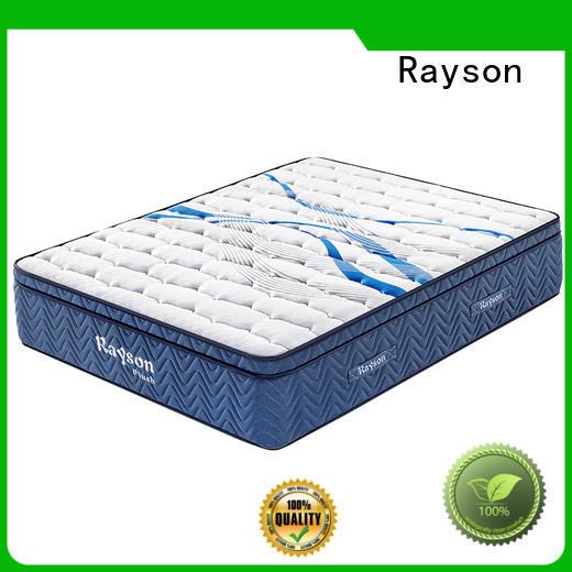 Rayson luxury hotel grade mattress luxury sleep room