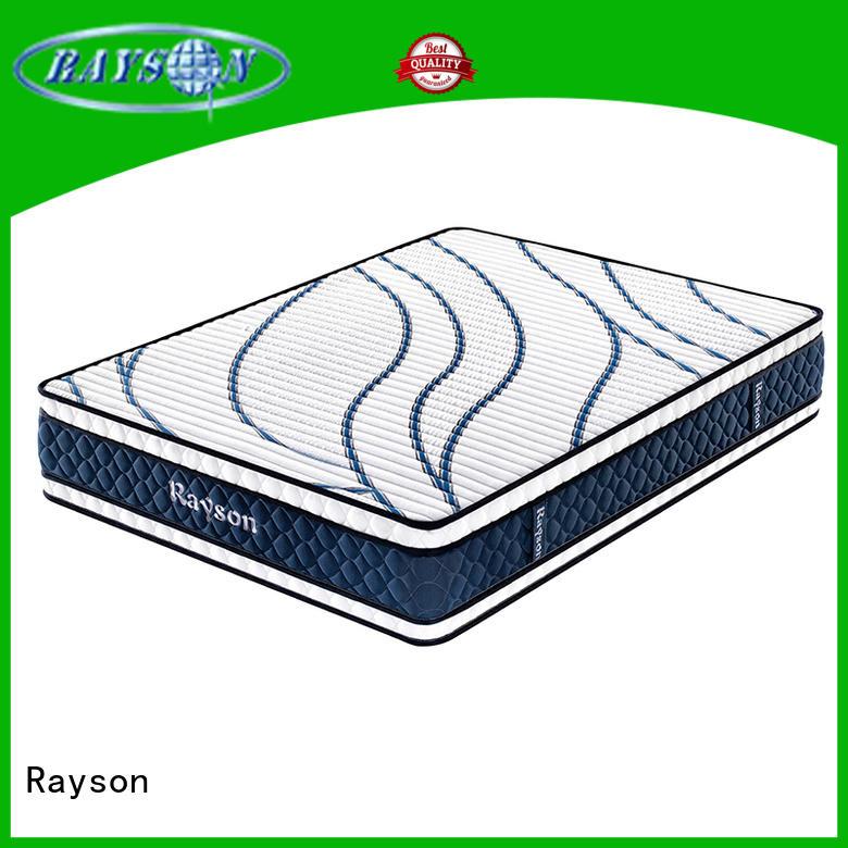 Synwin memory foam hotel bed mattress customized bulk order