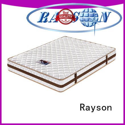 Synwin Brand top home pocket spring mattress side factory