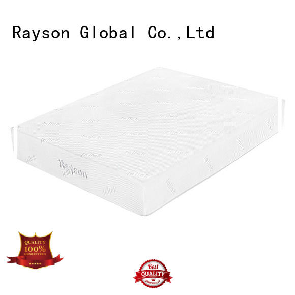 Quality Rayson Brand 9inch gel memory foam mattress
