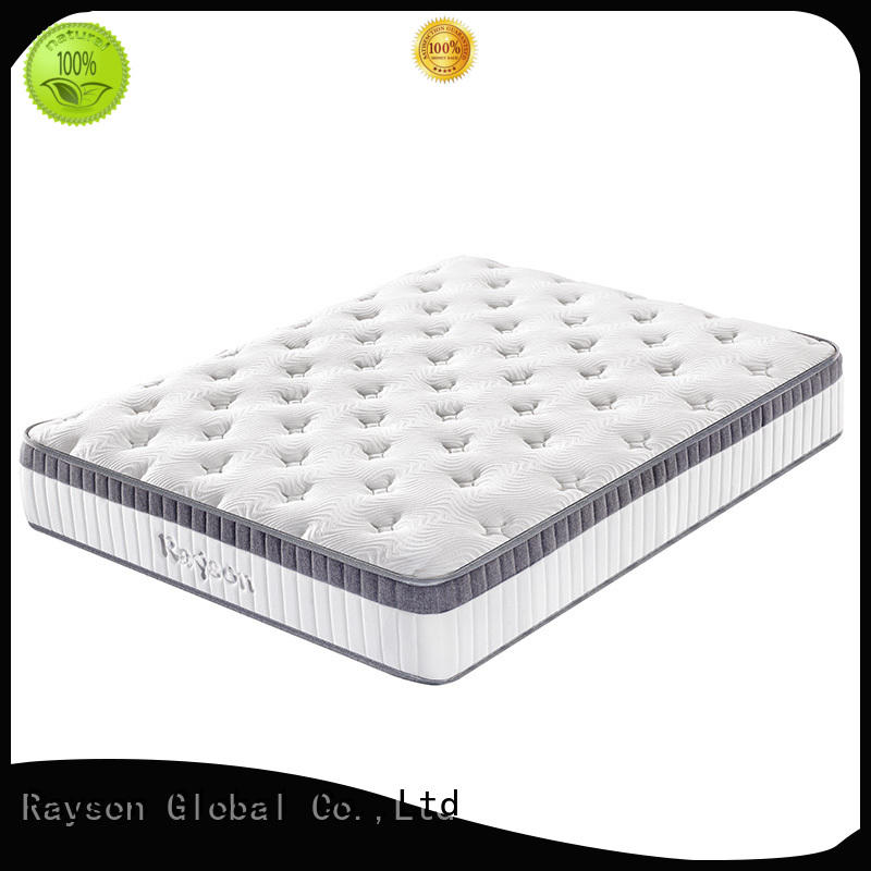 Hot euro pocket spring mattress back rsp2s Synwin Brand