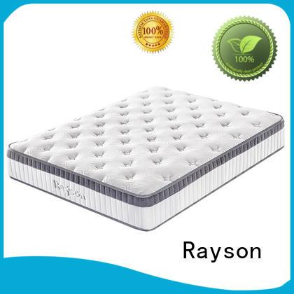 pocket sprung memory foam mattress pillow sale top Rayson Brand pocket spring mattress