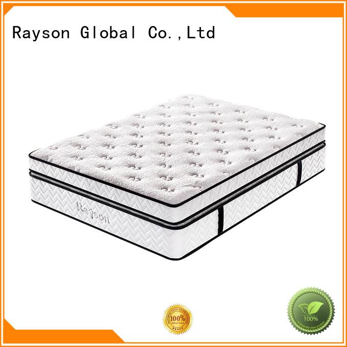 Synwin memory foam luxury hotel mattress innerspring bulk order