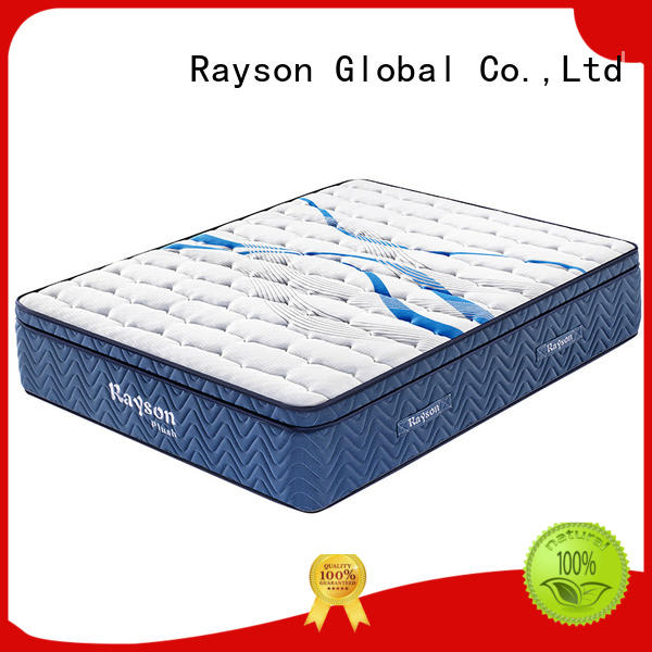 king euro Rayson Brand hotel quality mattress