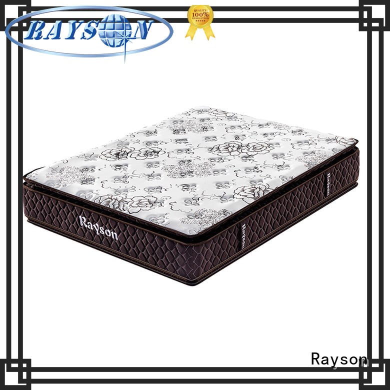 high-quality best pocket spring mattress king size knitted fabric at discount