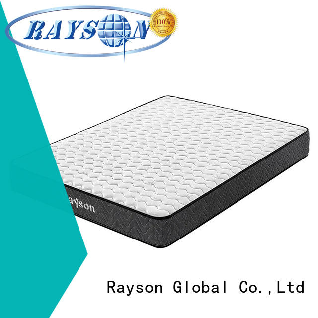 sale rsp2pt 5zone size Rayson Brand pocket spring mattress supplier