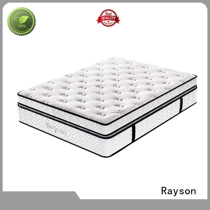 Rayson king size hotel series mattress wholesale at discount