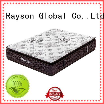double coil king pocket spring mattress Rayson Brand company