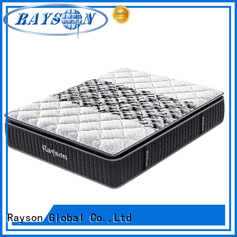 w hotel mattress innerspring spring Synwin Brand company