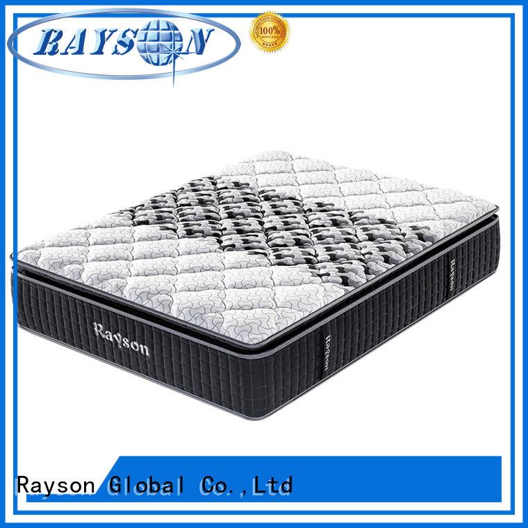 w hotel mattress innerspring spring Rayson Brand company