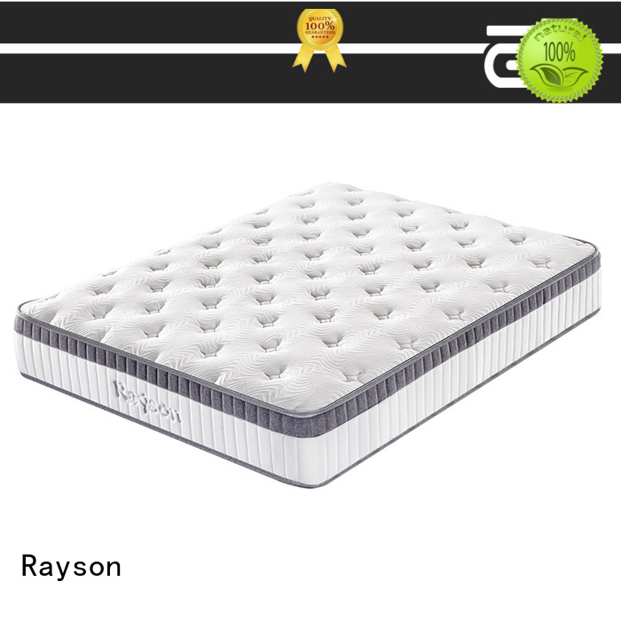 tight top single pocket sprung mattress chic design knitted fabric high density