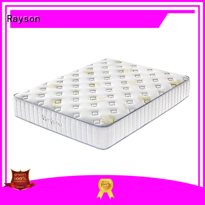 Synwin luxury best pocket coil mattress low-price high density