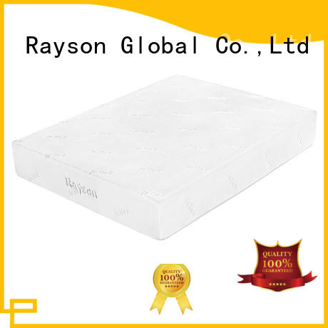 Rayson gel soft memory foam mattress free delivery
