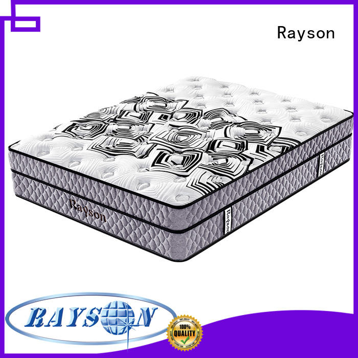 Rayson luxury hotel mattress brands customized at discount