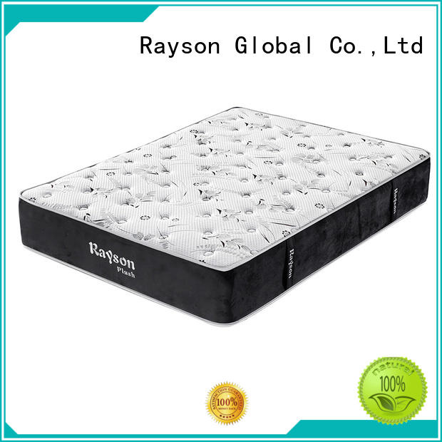 hotel style mattress comfortable sleep room Rayson