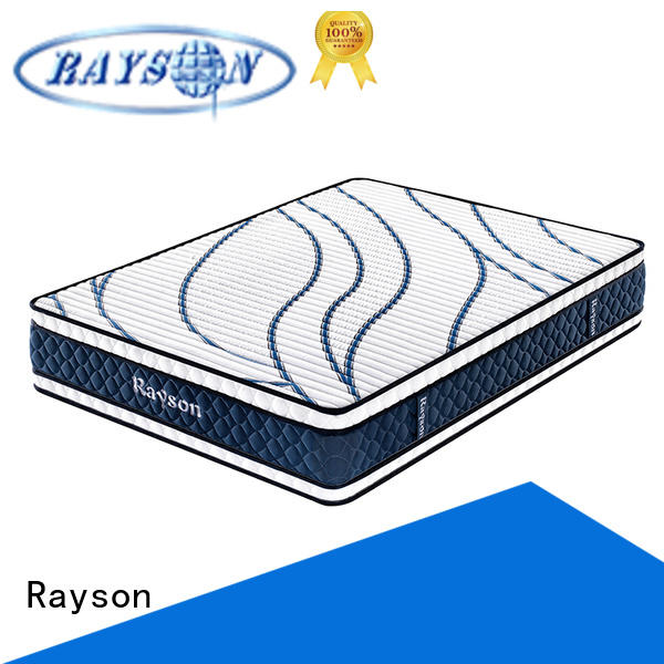 Rayson king size hotel bed mattress innerspring at discount