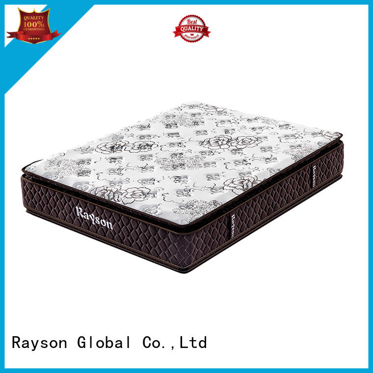 available best pocket spring mattress chic design knitted fabric at discount
