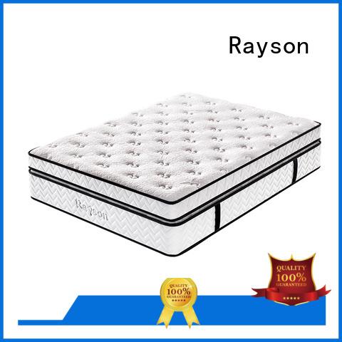 Synwin Brand luxury latex koil w hotel mattress five