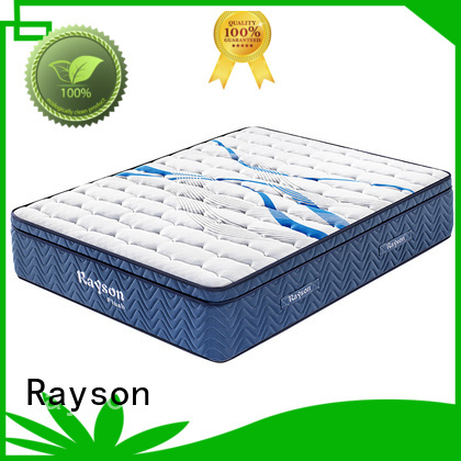 Synwin Brand gel firm euro top rated hotel mattresses