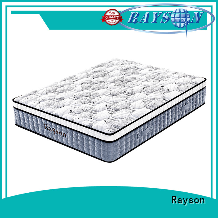 memory foam hotel bed mattress 36cm height customized at discount