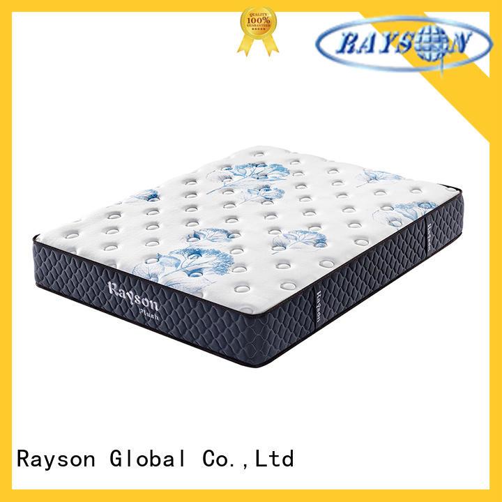 Rayson customized gel memory foam mattress bulk order for bed