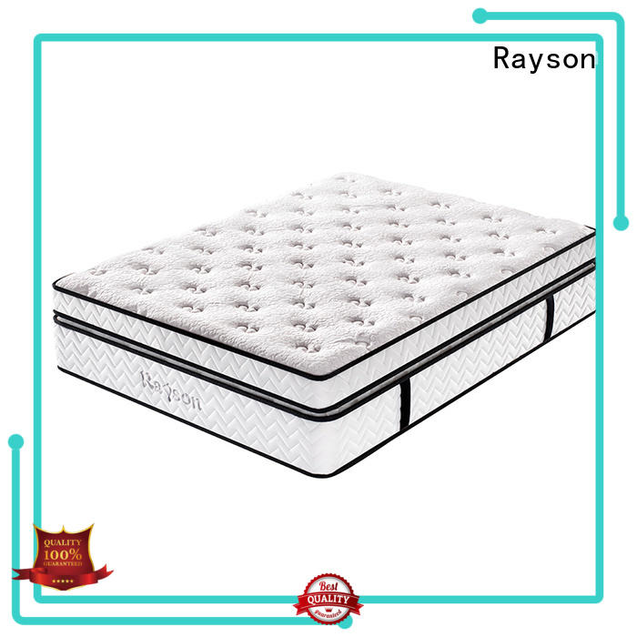 Rayson spring mattress 5 star hotel mattresses for sale innerspring for sleep
