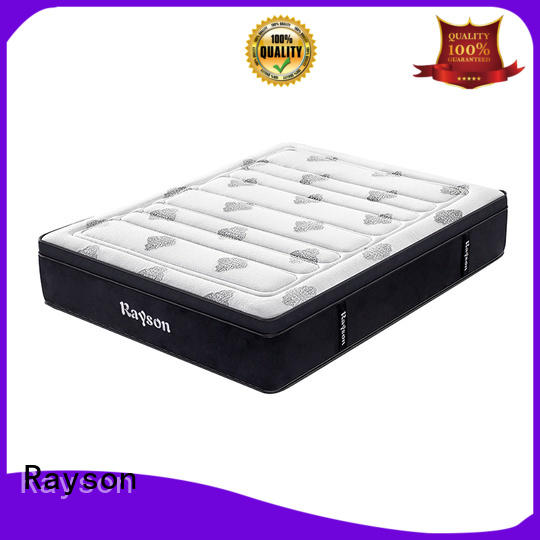Rayson memory foam best hotel mattress to buy pocket bonnell at discount