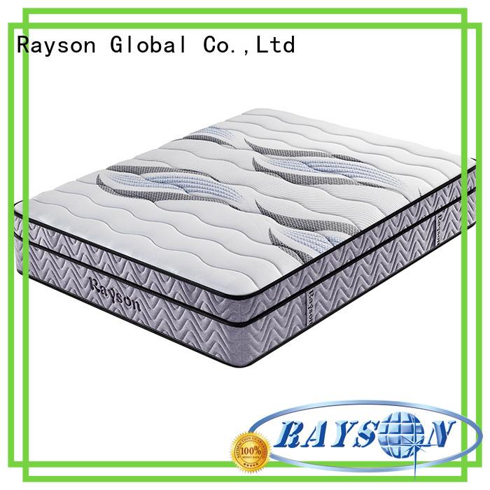 King 5 star hotel bonnell pocket spring euro top mattress wholesale