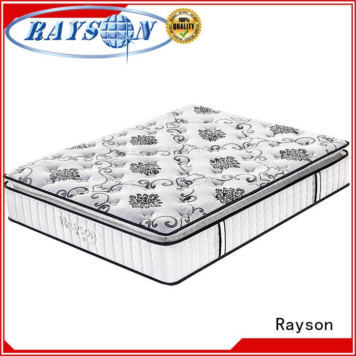 Rayson comfortable hotel quality mattress luxury