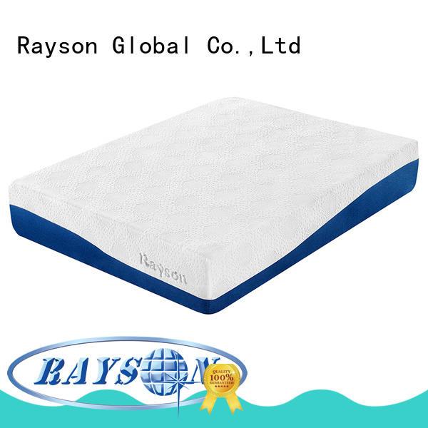 Rayson hotel luxury memory foam mattress bulk order