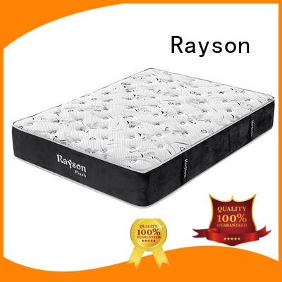 Synwin gel memory foam luxury hotel mattress brands high-end for wholesale