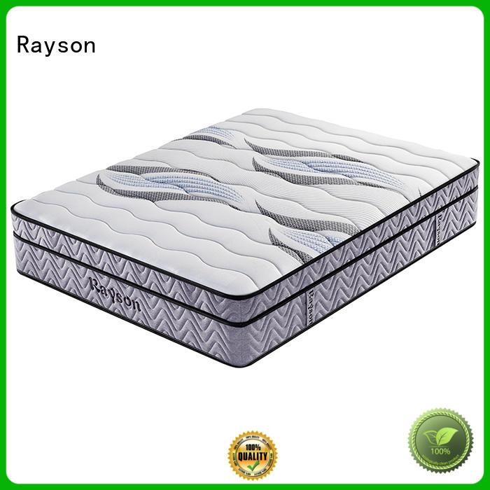 Synwin memory foam 5 star hotel mattress innerspring bulk order