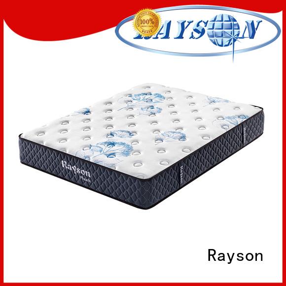 Custom 9inch foam gel memory foam mattress Synwin customized